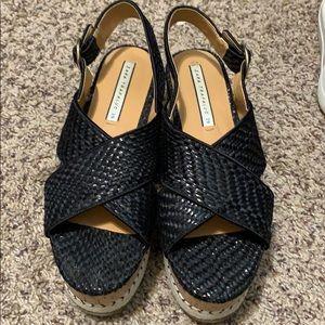 Zara Trafaluc Sandal Sz 39